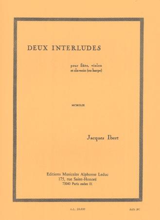 DEUX INTERLUDES