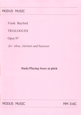 TRIALOGUES Op.97 playing score