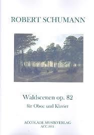 WALDSCENEN Op.82 (Renz)   OB PNO