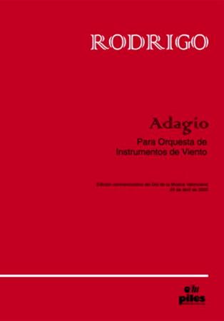 ADAGIO score & parts