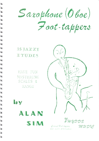 SAXOPHONE (OBOE) FOOT-TAPPERS