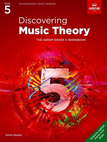 DISCOVERING MUSIC THEORY Grade 5