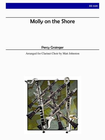 MOLLY ON THE SHORE (score & parts)