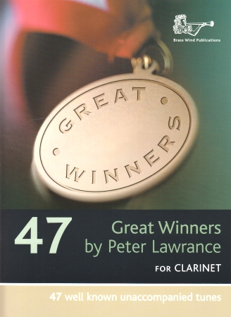 GREAT WINNERS + CD Clarinet Part
