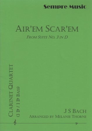 AIR'EM SCAR'EM from Suite No.3 in D