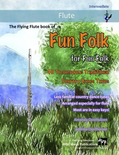 THE FLYING FLUTE BOOK of Fun Folk for Fun Folk