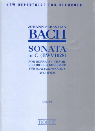 SONATA in C BWV1028
