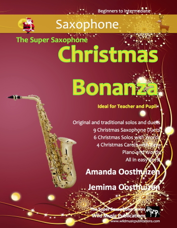 THE SUPER SAXOPHONE Christmas Bonanza