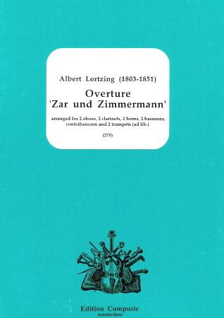 OVERTURE 'Zar und Zimmermann'