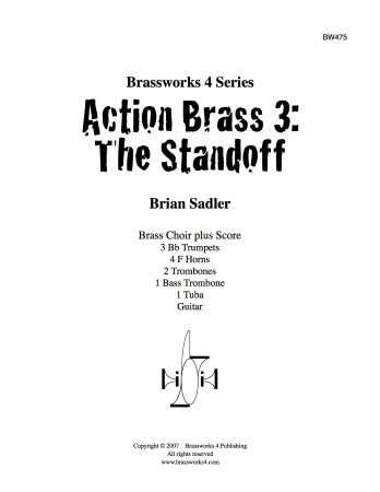 ACTION BRASS 3: The Standoff