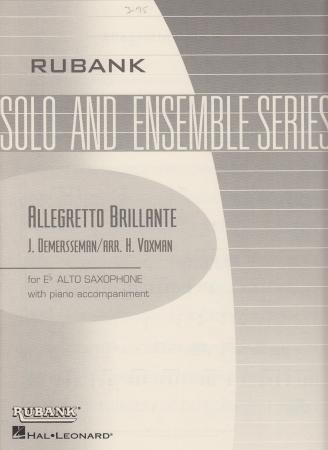 ALLEGRETTO BRILLANTE Op.46