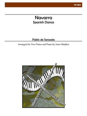 NAVARRA Spanish Dance Op.33