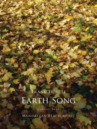 EARTH SONG (score & parts)