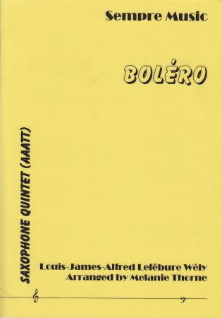BOLERO DE CONCERT Op.166