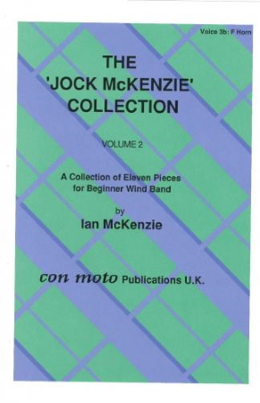 THE JOCK McKENZIE COLLECTION Volume 1 WIND BAND Part 3b F Horn