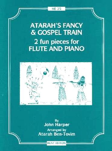 ATARAH'S FANCY & GOSPEL TRAIN
