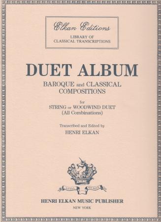 DUET ALBUM Baroque & Classical Compositions