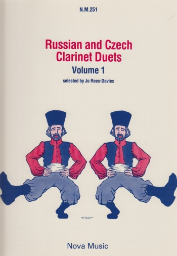 RUSSIAN AND CZECH DUETS