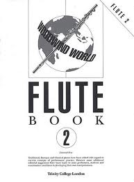 WOODWIND WORLD Flute Book 2 (part only)
