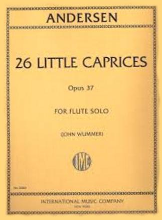 26 LITTLE CAPRICES Op.37
