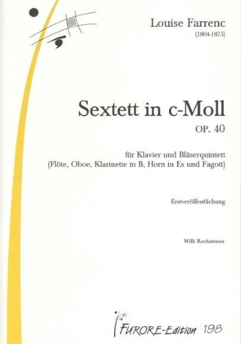 SEXTET in C minor Op.40