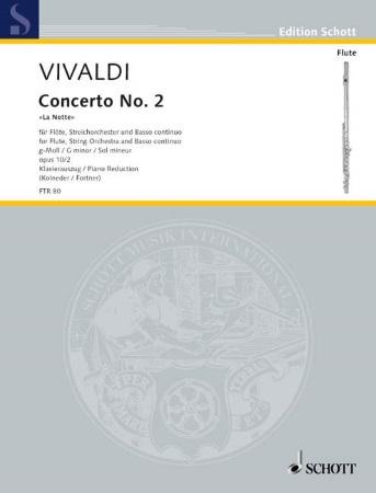 CONCERTO in G minor Op.10 No.2 'La Notte'