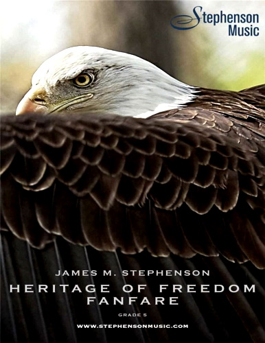 HERITAGE OF FREEDOM FANFARE (score & parts)
