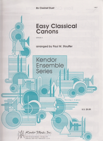 EASY CLASSICAL CANONS