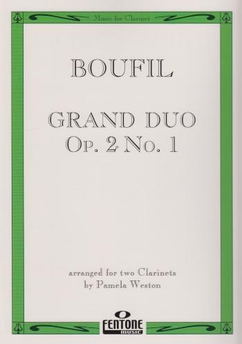 GRAND DUO Op.2 No.1