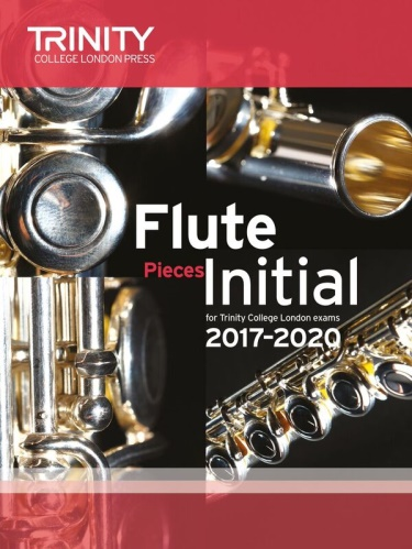 FLUTE PIECES 2017-2020 Initial (score & part)