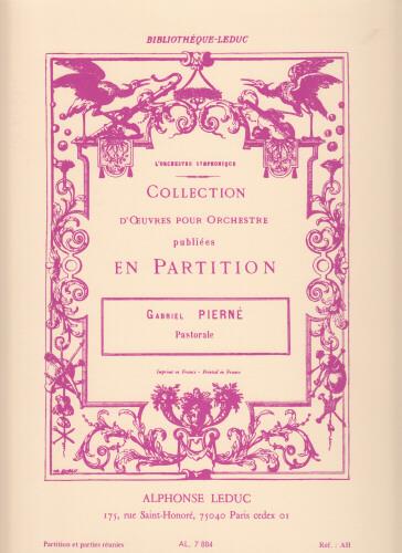 PASTORALE Op.14 No.1 (score & parts)
