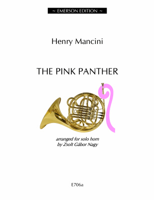 THE PINK PANTHER (US Edition)