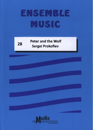 PETER AND THE WOLF (score & parts)