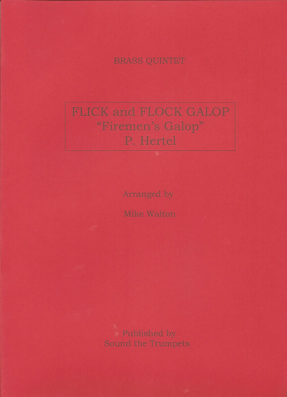 FLICK AND FLOCK GALOP (score & parts)