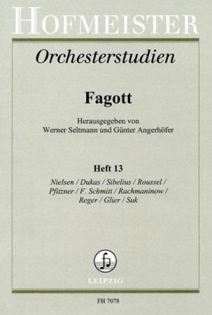 ORCHESTRAL STUDIES Volume 13