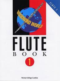WOODWIND WORLD Flute Book 1