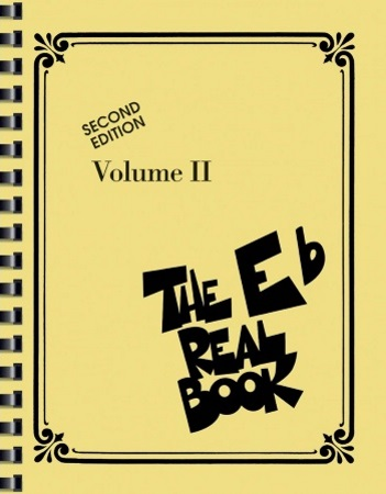 THE REAL BOOK Volume II (Eb Edition)