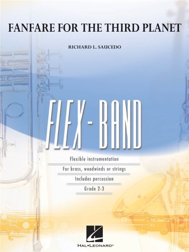 FANFARE FOR THE THIRD PLANET (score)