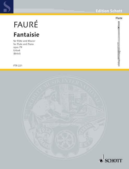 FANTAISIE Op.79 (Urtext)