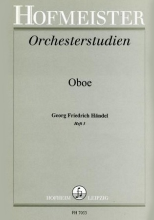 ORCHESTRAL STUDIES Book 3
