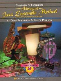 STANDARD OF EXCELLENCE Advanced Jazz Ensemble Method clarinet + CD