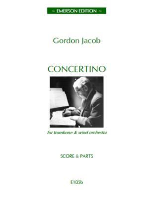 CONCERTINO score & parts