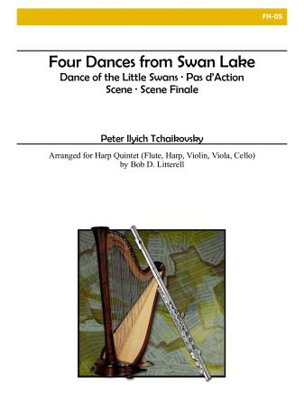 FOUR DANCES from Swan Lake