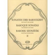 BAROQUE SONATAS Volume 2