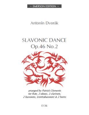 SLAVONIC DANCE Op.46 No.2 score & parts