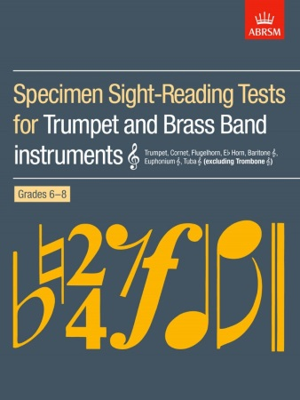 SPECIMEN SIGHT READING TESTS Grades 6-8