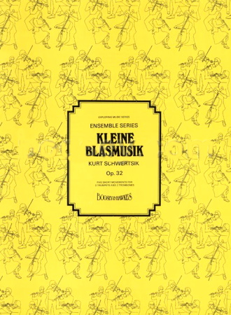 KLEINE BLASMUSIK Op.32