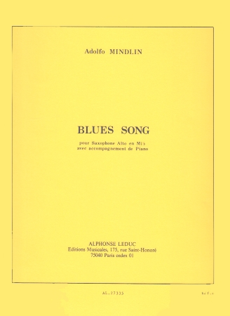 BLUES SONG