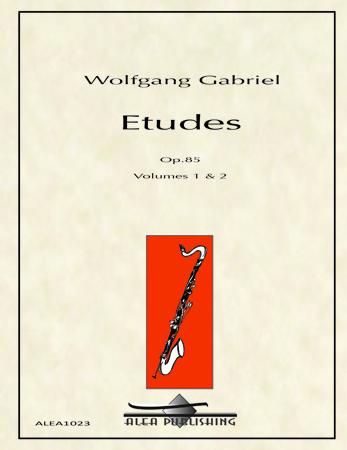 ETUDES Op.85 Volumes 1 & 2