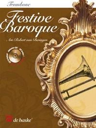 FESTIVE BAROQUE + CD (treble/bass clef)